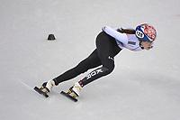 OLYMPIC GAMES: PYEONGCHANG: 22-02-2018, Gangneung Ice Arena, Short Track, Semifinals, 1000m Ladies, Kim Alang (KOR), ©photo Martin de Jong
