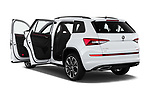 Car images of 2019 Skoda Kodiaq RS 5 Door SUV Doors