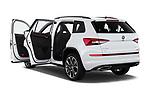 Car images of 2019 Skoda Kodiaq RS 5 Door SUV Doors