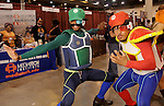 Guests in costume at Space City Comic Con at NRG Center Saturday May 28,2016(Dave Rossman Photo)