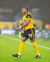 8th January 2021; Molineux Stadium, Wolverhampton, West Midlands, England; English FA Cup Football, Wolverhampton Wanderers versus Crystal Palace; Adama Traore of Wolverhampton Wanderers