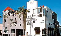 Rob W. Quigley: San Diego. SRO downtown.  Photo '92.