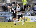 17/01/2010  Copyright  Pic : James Stewart.sct_jspa_06_dundee_v_dunfermline  .:: DAVID GRAHAM CELEBRATES AFTER HE SCORES DUNFERMLINE'S FIRST::.James Stewart Photography 19 Carronlea Drive, Falkirk. FK2 8DN      Vat Reg No. 607 6932 25.Telephone      : +44 (0)1324 570291 .Mobile              : +44 (0)7721 416997.E-mail  :  jim@jspa.co.uk.If you require further information then contact Jim Stewart on any of the numbers above.........