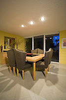Stock photo of 50's dining room