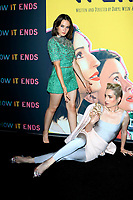 LOS ANGELES - JUL 15:  Cailee Spaeny,Zoe Lister-Jones at How It Ends LA Premiere at NeueHouse Hollywood  on July 15, 2021 in Los Angeles, CA
