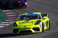 #7 Park Place Motorsports Porsche Cayman GT4 MR, GS: Alan Brynjolfsson, Trent Hindman