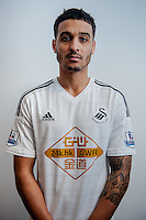 Thursday 22 January 2015<br /> Pictured: Kyle Naughton <br /> Re: Kyle Naughton Signs for Swansea City FC from Spurs