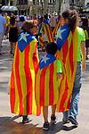 Diada Nacional de Catalunya 2017.