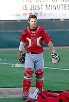 Mark Wagner / Scottsdale Scorpions 2008 Arizona Fall League..Photo by:  Bill Mitchell/Four Seam Images