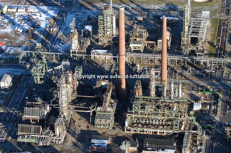Deutschland, Hamburg, Hafen, Shell, Raffinerie