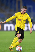 Lukasz Piszczek of Borussia Dortmund in action during the Champions League Group Stage F day 1 football match between SS Lazio and Borussia Dortmund at Olimpic stadium in Rome (Italy), October, 200 Italy, 2020. Photo Andrea Staccioli / Insidefoto