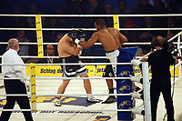 Tony Thompson (USA) vs. Adnan Serin (D, Aachen)<br /> Vitali Klitschko vs. Juan Carlos Gomez, Hanns-Martin Schleyer Halle *** Local Caption *** Foto ist honorarpflichtig! zzgl. gesetzl. MwSt. Auf Anfrage in hoeherer Qualitaet/Aufloesung. Belegexemplar an: Marc Schueler, Am Ziegelfalltor 4, 64625 Bensheim, Tel. +49 (0) 151 11 65 49 88, www.gameday-mediaservices.de. Email: marc.schueler@gameday-mediaservices.de, Bankverbindung: Volksbank Bergstrasse, Kto.: 151297, BLZ: 50960101