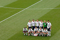 USA starting XI. Ghana defeated the USA 2-1 in their FIFA World Cup Group E match at Franken-Stadion, Nuremberg, Germany, June 22, 2006. Ghana advances to round of 16 and the USA is out of the tournament.