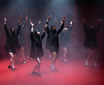 The Royal Central School of Speech and Drama.<br /> MADRIGAL<br /> By Jaz Woodcock-Stewart & The Company.<br /> Director Jaz Woodcock-Stewart<br /> Sound Designer Anna Clock<br /> Lighting Designer Bethany Gupwell<br /> Lighting Associate Sam Bilton<br /> Performed by BA (Hons) Acting CDT, working alongside BA (Hons) Theatre Practice students.