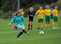 190629 Women's Central League Football - Wests v Victoria University