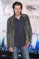 """WESTWOOD, LOS ANGELES, CA, USA - APRIL 10: Waylon Krieger at the Los Angeles Premiere Of Warner Bros. Pictures And Alcon Entertainment's """"Transcendence"""" held at Regency Village Theatre on April 10, 2014 in Westwood, Los Angeles, California, United States. (Photo by Xavier Collin/Celebrity Monitor)"""