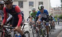 Israeli national road champion Guy Sagiv (ISR/Cycling Academy)<br /> <br /> GP Jef Scherens - Leuven 2016