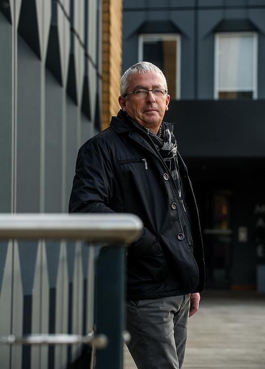Maurice Bodenez, commercialisateur et gestionnaire de la Palmeraie du Canet - Zone franche urbaine ZFU - Marseille 2013