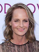 HOLLYWOOD, LOS ANGELES, CA, USA - JUNE 21: Actress Helen Hunt arrives at the 2014 Hollywood Bowl Opening Night And Hall Of Fame Inductions held at the Hollywood Bowl on June 21, 2014 in Hollywood, Los Angeles, California, United States. (Photo by Xavier Collin/Celebrity Monitor)