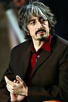 """Roma 29/3/2004 MCS. <br /> Sergio Rubini, regista del  film """"L'amore ritorna"""". <br /> Foto Andrea Staccioli Insidefoto"""