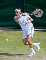 25-6-09, England, London, Wimbledon, Juan Carlos Ferrero