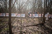 women's race<br /> CX Soudal Classics Leuven/Belgium 2017