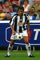 Milano 27/7/2004 Trofeo Tim - Tim tournament <br /> <br /> Alessandro Del Piero Juventus<br /> <br /> Inter Milan Juventus <br /> <br /> Inter - Juventus 1-0<br /> <br /> Milan - Juventus 2-0<br /> <br /> Inter - Milan 5-4 d.cr - penalt.<br /> <br /> <br /> <br /> Photo Andrea Staccioli Insidefoto