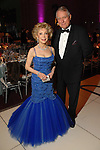 Margaret Williams with Jim Daniels at the Ballet Ball at the Wortham Theater Saturday  Feb. 16,2008.(Dave Rossman/For the Chronicle)