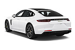 Car pictures of rear three quarter view of 2019 Porsche Panamera 4-E-Hybrid 5 Door Hatchback Angular Rear
