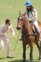 WEST PALM BEACH, FL - MARCH 14:  Kourtney Kardashian and Scott Disick with their young son Mason Dash Disick in tow take a polo lesson with top ranked american polo player Nic Roldan. The couple was joined by sister Khloe Kardashian. The kardashian clan had a great afternoon, riding horses and joking around while they sipped champagne at the International polo club palm beach on March 14, 2010 in Wellington, Florida.<br /> <br /> <br /> People:  Dash Disick, Kourtney Kardashian