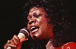 Ernestine Anderson, Undated : Ernestine Anderson performing in Tokyo, Japan.