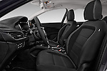 Front seat view of 2016 Fiat Tipo Lounge 5 Door Hatchback Front Seat  car photos
