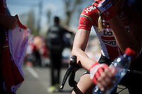 post-finish<br /> <br /> Flèche Wallonne Féminine 2015