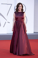 Sarah Maestri attending the America Latina Premiere as part of the 78th Venice International Film Festival in Venice, Italy on September 09, 2021. <br /> CAP/MPI/IS/PAC<br /> ©PAP/IS/MPI/Capital Pictures