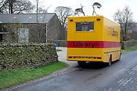 Mobile library, Lancashire.