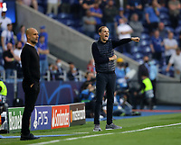 Porto, Portugal, 29th May 2021. Thomas Tuchel manager of Chelsea during the UEFA Champions League match at the Estadio do Dragao, Porto. Picture credit should read: David Klein / Sportimage PUBLICATIONxNOTxINxUK SPI-1071-0245 <br /> Oporto 29/05/2021 <br /> Champions League Final <br /> Manchester City Vs Chelsea <br /> Photo Imago/Insidefoto <br /> ITALY ONLY