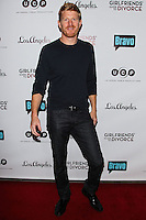 LOS ANGELES, CA, USA - NOVEMBER 18: Michael Weaver arrives at the Los Angeles Premiere Of Bravo's 'Girlfriends' Guide to Divorce' held at the Ace Hotel on November 18, 2014 in Los Angeles, California, United States. (Photo by Celebrity Monitor)