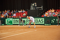 15-sept.-2013,Netherlands, Groningen,  Martini Plaza, Tennis, DavisCup Netherlands-Austria, Business seats  <br /> Photo: Henk Koster