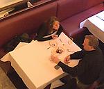 Perbacco Restaurant, San Francisco, California