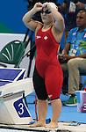 Tess Routliffe, Rio 2016 - Para Swimming // Paranatation.<br /> Tess Routliffe competes in Para swimming // Tess Routliffe participe en paranatation. 09/09/2016.