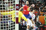 2015/01/25_Octavos de final del mundial de Balonmano. España vs Tunez.
