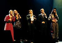 La Bande Magnetik<br /> October 1992 File Photo
