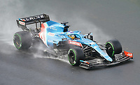 9th October 2021; Formula 1 Turkish Grand Prix 2021 Qualifying sessions at the Istanbul Park Circuit, Istanbul;  Fernando Alonso ESP 14 , Alpine F1 Team