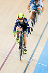 Hui Yat Nga of X SPEED competes at the Hong Kong Track Cycling Race 2017 Series 5 on 18 February 2017 at the Hong Kong Velodrome in Hong Kong, China. Photo by Marcio Rodrigo Machado / Power Sport Images