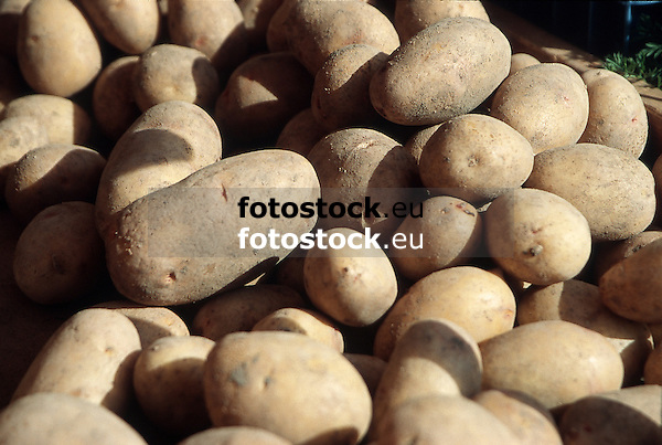 frische Kartoffeln<br />