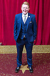 © Licensed to London News Pictures . 16/05/2015 .  The Palace Hotel , Manchester , UK . COLSON SMITH . The red carpet at the 2015 British Soap Awards , The Palace Hotel , Oxford Road , Manchester . Photo credit : Joel Goodman/LNP