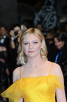 Kirsten Dunst, Mads Mikkelsen attends 'The Neon Demon' Premiere during the 69th annual Cannes Film Festival at the Palais des Festivals on May 20, 2016 in Cannes, France.