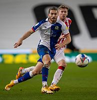 19th December 2020; Bet365 Stadium, Stoke, Staffordshire, England; English Football League Championship Football, Stoke City versus Blackburn Rovers; Sam Gallagher of Blackburn Rovers