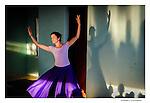 Ballerina in Haiti by Jim Servies Photography