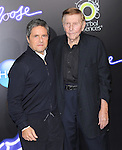 Brad Grey and Sumner Redstone at The Paramount Pictures L.A. Premiere of FOOTLOOSE held at The Regency Village Theater in Westwood, California on October 03,2011                                                                               © 2011 Hollywood Press Agency